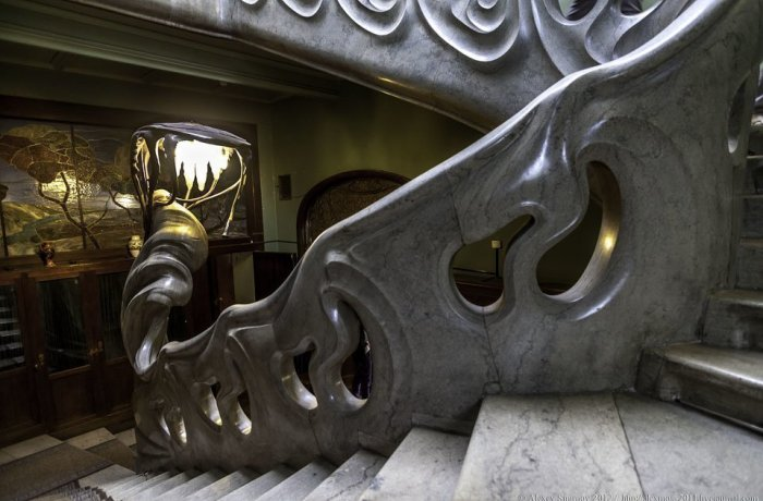 Russian Art Nouveau Architecture